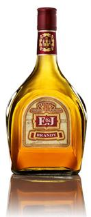 E & J Brandy VS 750ml